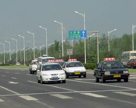 2014年驾驶员考试科目三路考注意事项